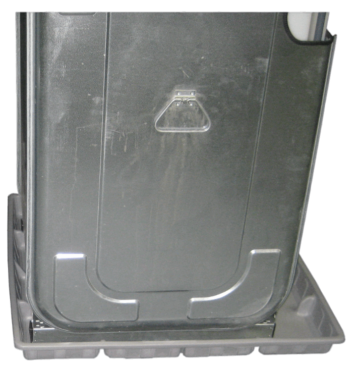 Roth Tank in Tray