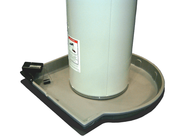Round Tray with Tank
